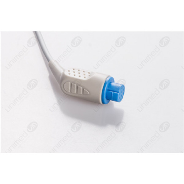 GE Healthcare>Datex>Ohmeda Reusable One Piece ECG Fixed Cable 2395S