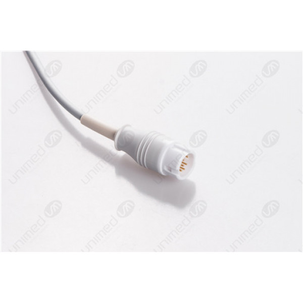Philips Reusable One Piece ECG Fixed Cable 2585P-I 2585P