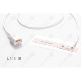 Nihon Kohden Disposable Spo2 Sensor U543-16 N543-16