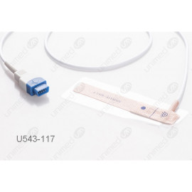 GE Healthcare>Datex>Ohmeda Disposable Spo2 Sensor U543-117 N543-117