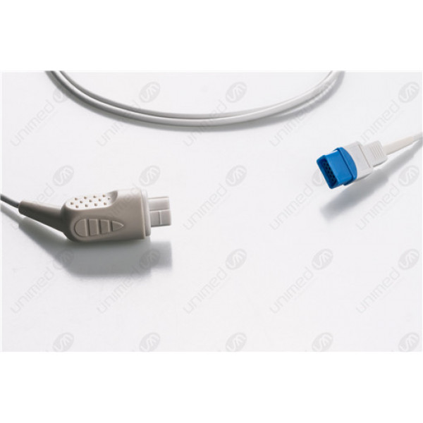 GE Healthcare>Datex>Ohmeda compatibility Interface Cable U708-119