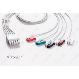 Mindray Reusable ECG LeadWires MR5-90P-I MR5-90P