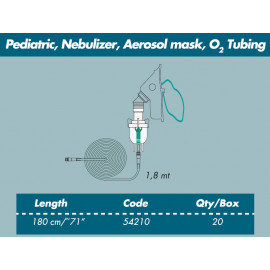 PEDIATRIC AEROSOL THERAPY SET