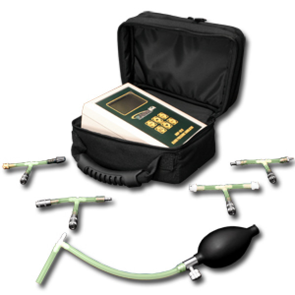 NIBP Simulator Kit - Includes NIBP-1010 w/Batt. -   Case & Accessories - NIBP-1010KIT